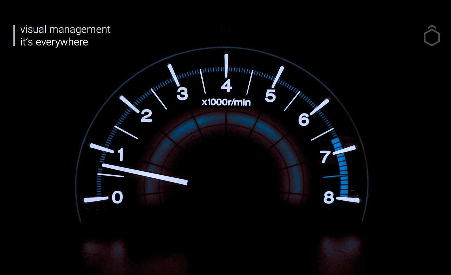 Dashboard on Vehicle - Visual Mangaement