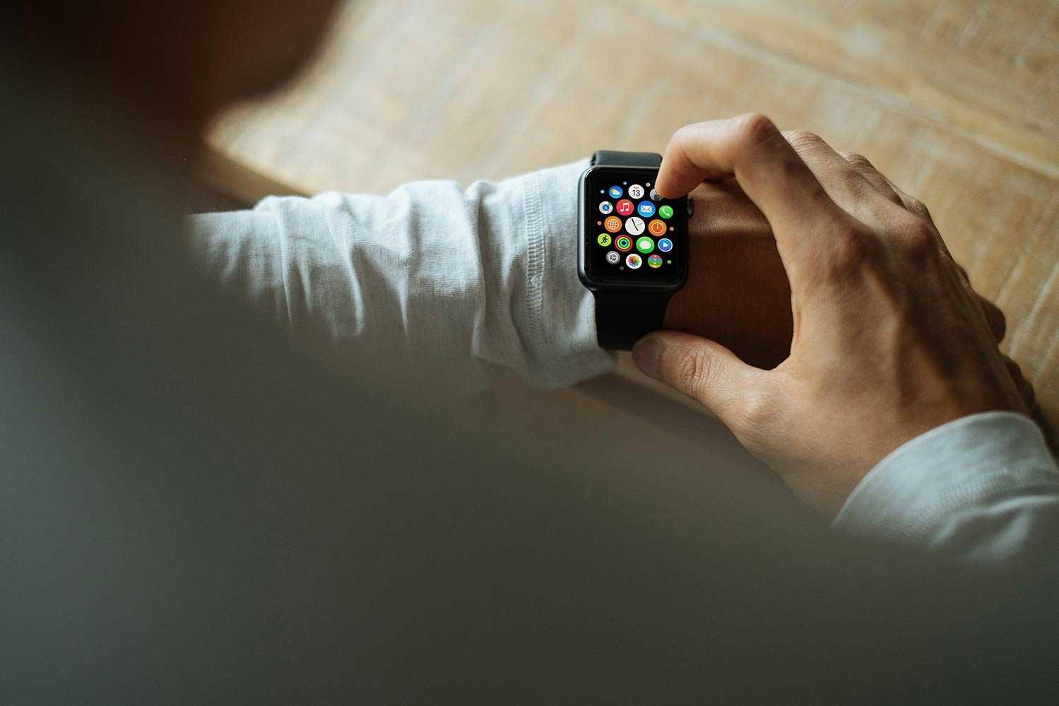 Notifications via Apple Watch