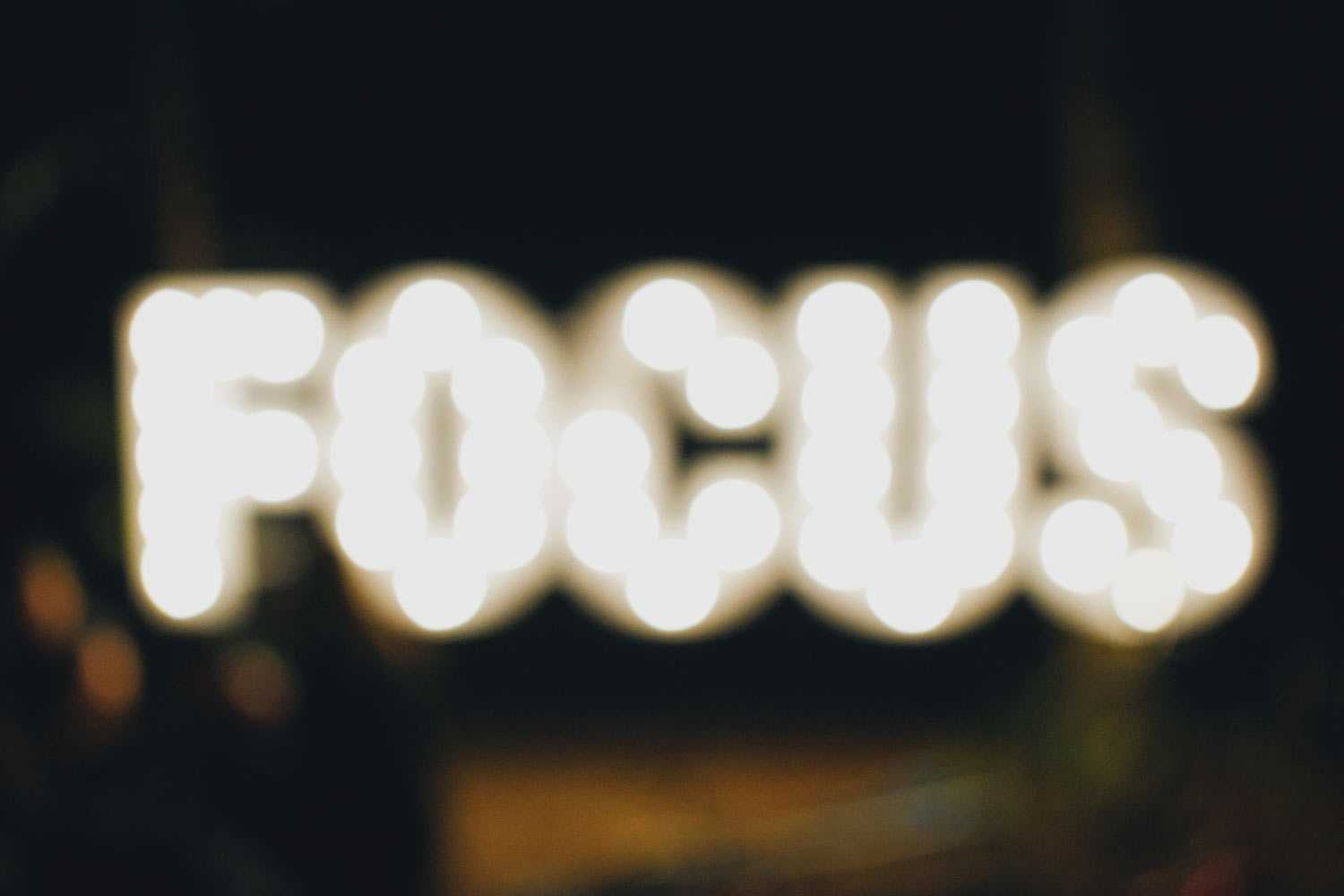 Attention and Focus