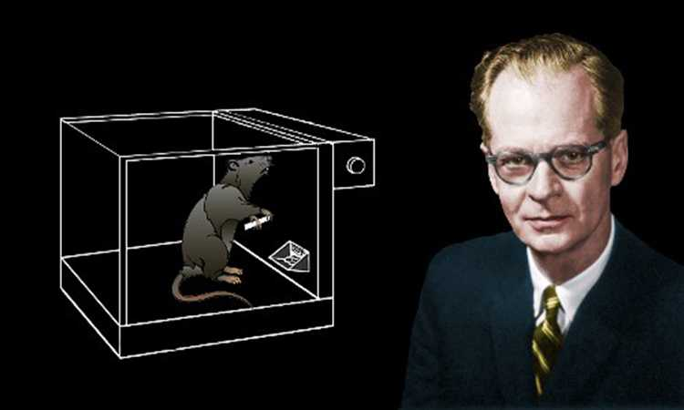 B.F Skinner