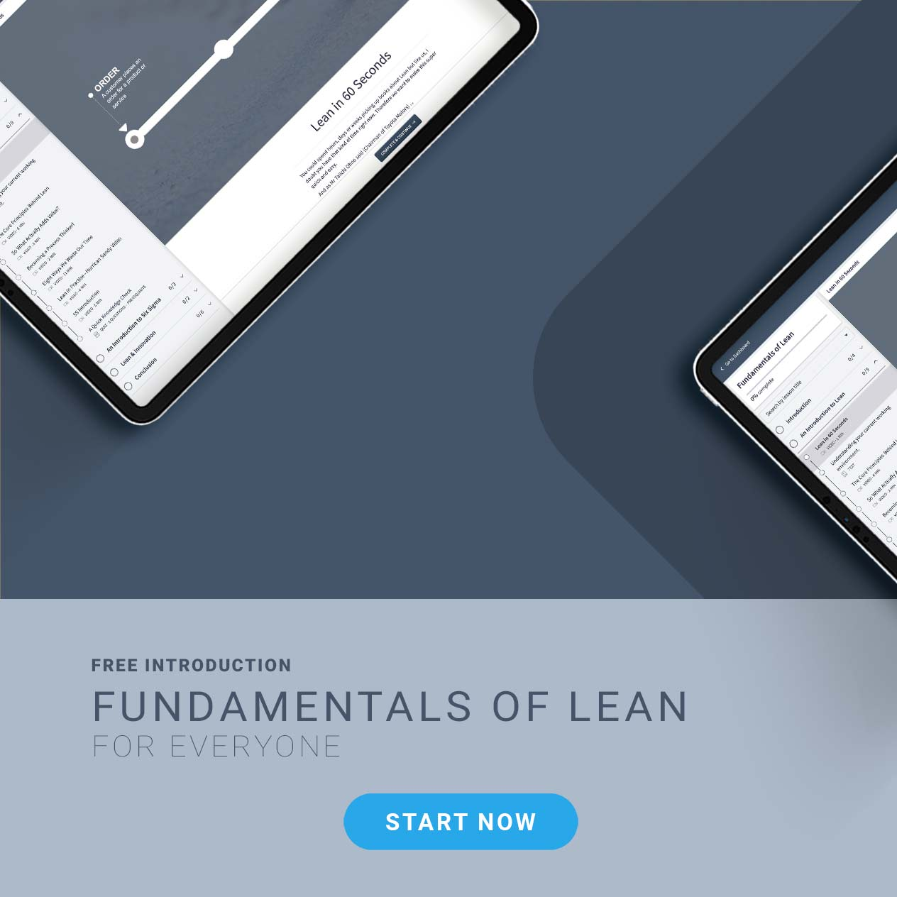 Free Lean Training Course - Leanscape